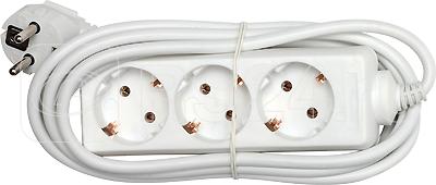 Удлинитель 71 453 NPE-S1-03-500-E-3х0.75 кит Navigator 71453 купить в интернет-магазине RS24