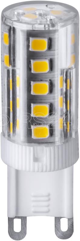 Лампа светодиодная 71 993 NLL-P-G9-3-230-3K 3Вт 3000К тепл. бел. G9 250лм 220-240В Navigator 71993 купить в интернет-магазине RS24