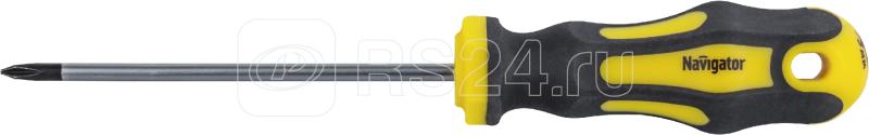 Отвертка Navigator 82 356 NHT-Ot01-PH0-75 (обычная) Navigator 82356 купить в интернет-магазине RS24