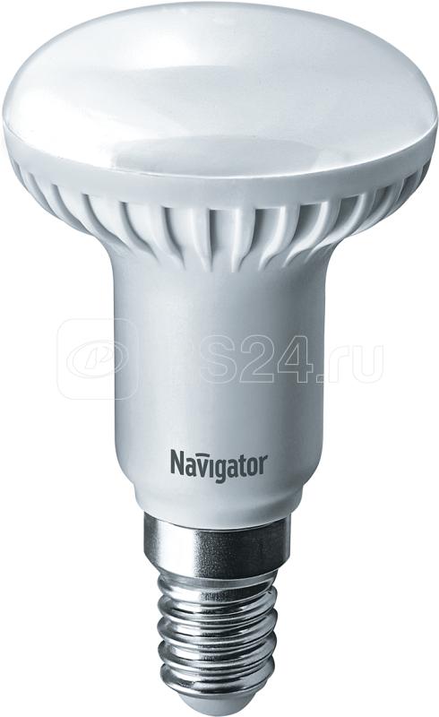 Лампа светодиодная 94 136 NLL-R50-5-230-4K-E14 5Вт 4000К бел. E14 425лм 220-240В Navigator 94136 купить в интернет-магазине RS24