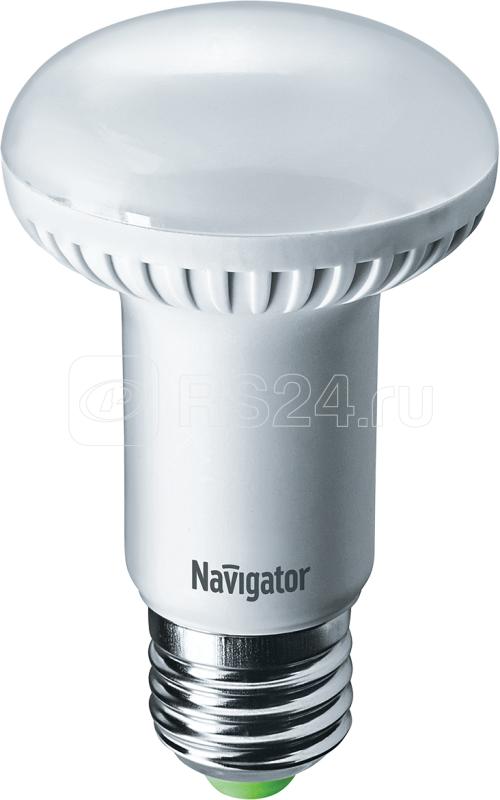 Лампа светодиодная 94 137 NLL-R63-5-230-4K-E27 5Вт 4000К бел. E27 425лм 220-240В Navigator 94137 купить в интернет-магазине RS24