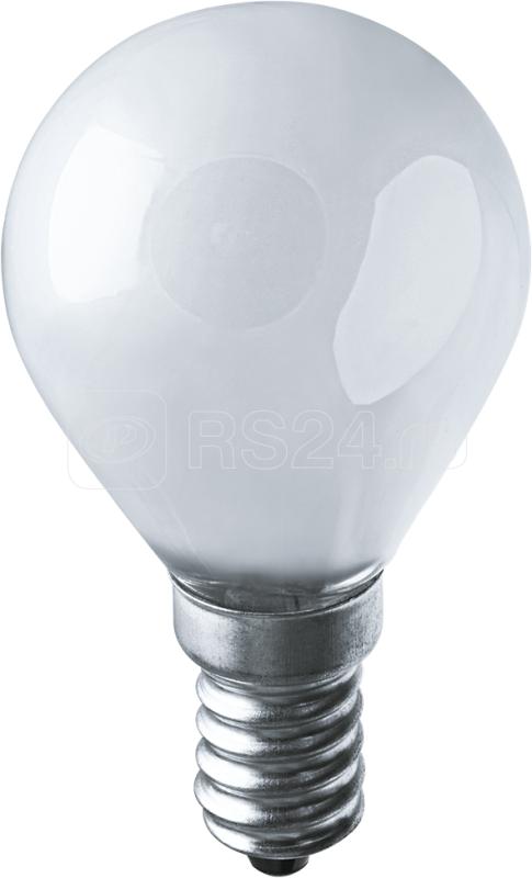 Лампа накаливания 94 317 NI-C-60-230-E14-FR Navigator 94317 купить в интернет-магазине RS24