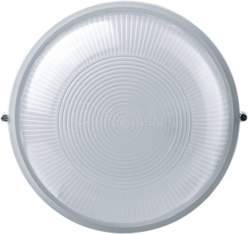 Светильник ЛОН 94 806 NBL-R1-100-E27/WH 1х100Вт E27 IP54 (аналог НПБ 1101 бел. круг 100Вт) Navigator 94806 купить в интернет-магазине RS24