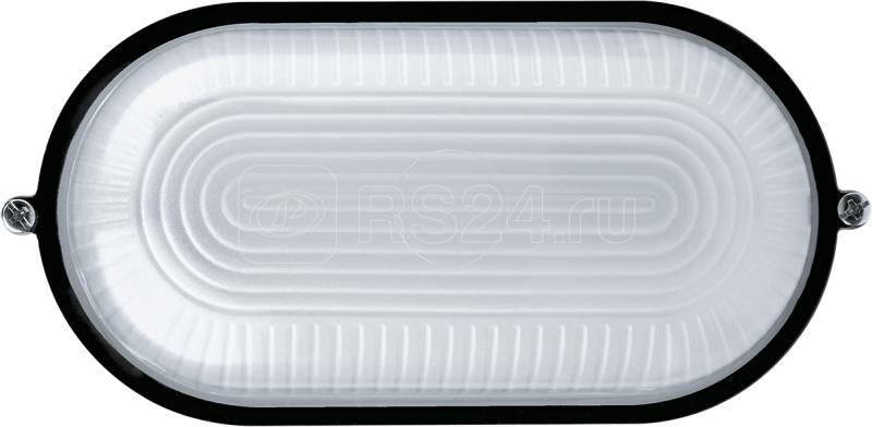 Светильник ЛОН 94 810 NBL-O1-60-E27/BL 1х60Вт E27 IP54 (аналог НПБ 1401 черн. овал 60Вт) Navigator 94810 купить в интернет-магазине RS24