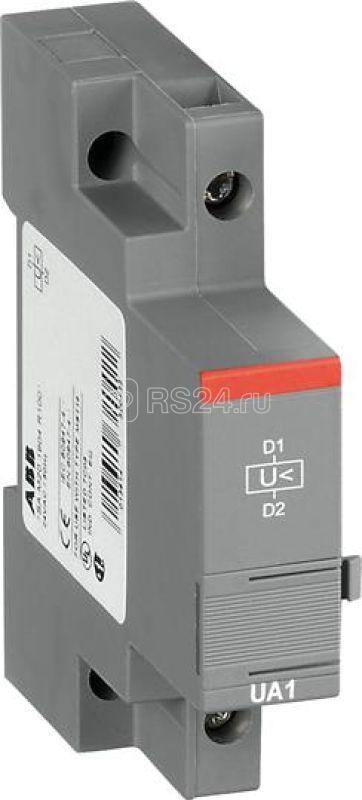 Пластина монтаж. PM26-13 для MS116/325 с одним A26 ABB 1SAM201904R1004