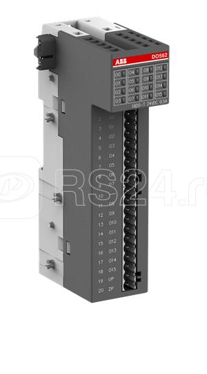 Модуль В/В S500-eCo 16DO DO562 ABB 1SAP230900R0000 купить в интернет-магазине RS24