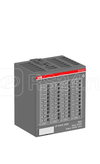 Модуль В/В 16DC DC522-XC ABB 1SAP440600R0001 купить в интернет-магазине RS24