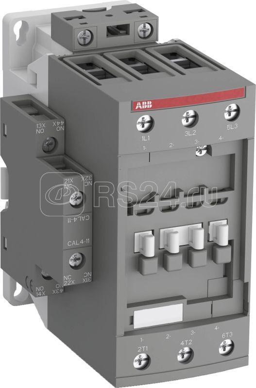 Контактор AF52-30-11-14 53А AC3 катушка 250-500В AC/DC ABB 1SBL367001R1411 купить в интернет-магазине RS24