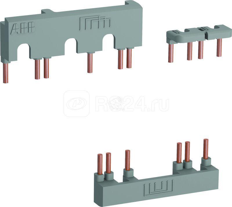 Комплект соединительный BER96-4 для реверсивных контакторов AF80-AF96 ABB 1SBN083911R1000 купить в интернет-магазине RS24