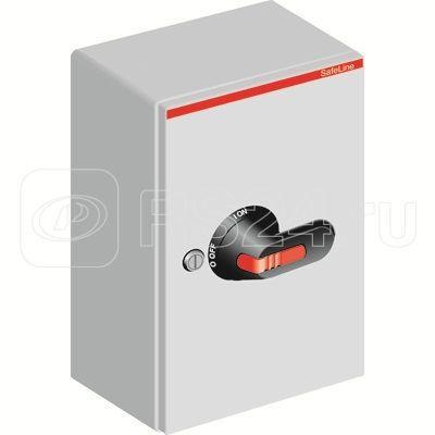 Рубильник 6п OTL63B6U 63А в боксе ABB 1SCA022610R5030 купить в интернет-магазине RS24