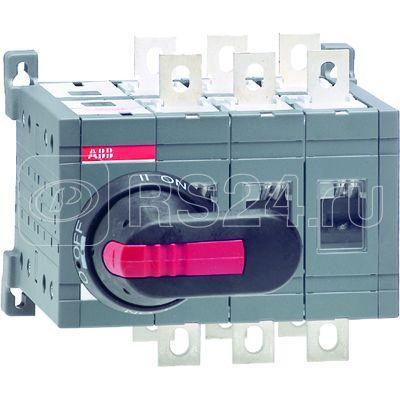 Рубильник реверсивный OT250E03C ABB 1SCA022764R3060 купить в интернет-магазине RS24