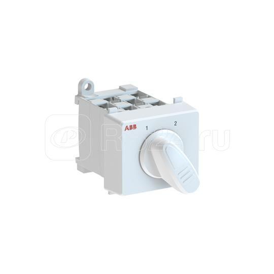 Переключатель кулачковый OC25G08MNGN00NWS4 (1-2) ABB 1SCA136040R1001 купить в интернет-магазине RS24