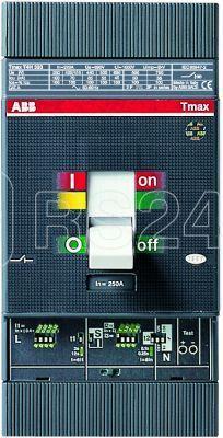 Выключатель авт. для защиты эл. двиг. 3п T4S 250 PR221DS-I In=250 3p F F ABB 1SDA054026R1 купить в интернет-магазине RS24