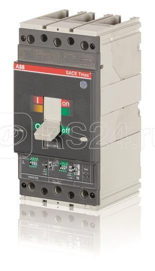 Выключатель автоматический 3п T4H 320 PR222DS/P-LSIG In=320 3p F F ABB 1SDA054136R1 купить в интернет-магазине RS24