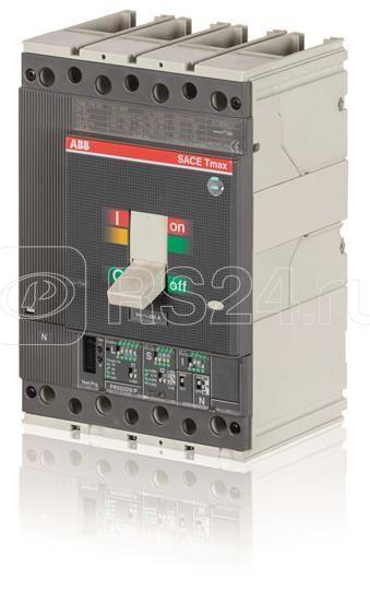 Выключатель автоматический 4п T4V 250 TMA 200-2000 4p F F InN=100проц.In ABB 1SDA054289R1 купить в интернет-магазине RS24