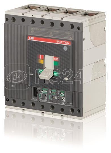 Выключатель автоматический 4п T5V 400 PR222DS/P-LSIG In=320 4p F F ABB 1SDA054394R1 купить в интернет-магазине RS24