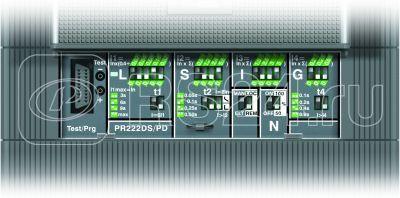 Расцепитель защиты TMA 200-2000 T4 4p 100проц. ABB 1SDA054673R1 купить в интернет-магазине RS24