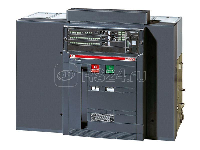 Выключатель автоматический 3п E4S 4000 PR122/P-LSI In=4000А 3p W MP выкатн. ABB 1SDA056804R1 купить в интернет-магазине RS24