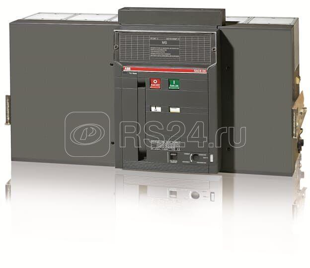 Выключатель-разъединитель 3п E6H/MS 6300 3p W MP выкат. ABB 1SDA059013R1 купить в интернет-магазине RS24