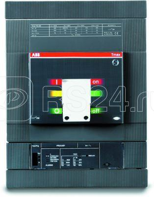 Выключатель автоматический 4п T6S 630 PR222DS/P-LSIG In=630 4p F F ABB 1SDA060244R1 купить в интернет-магазине RS24