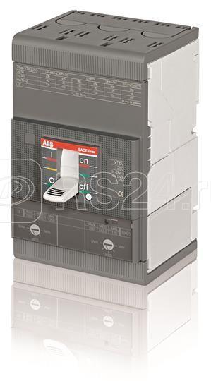 Выключатель автоматический 4п XT3S 250 TMD 160-1600 4p F F InN=50проц. ABB 1SDA068226R1 купить в интернет-магазине RS24