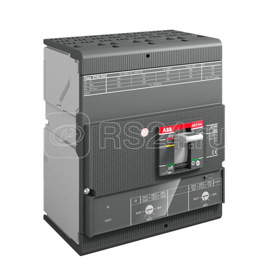 Выключатель автоматический 4п XT4S 160 TMD 20-300 4p F F ABB 1SDA068314R1 купить в интернет-магазине RS24