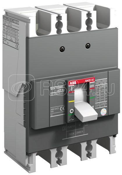 Выключатель автоматический 3п A2N 250 TMF 125-1250 3p F F ABB 1SDA070339R1 купить в интернет-магазине RS24