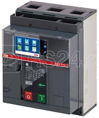 Выключатель автоматический 4п E1.2C 1600 Ekip Dip LSIG 4p F F стац. ABB 1SDA071503R1 купить в интернет-магазине RS24