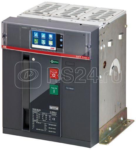 Выключатель автоматический 4п E2.2H 1250 Ekip Dip LSI 4p FHR стац. ABB 1SDA071602R1 купить в интернет-магазине RS24