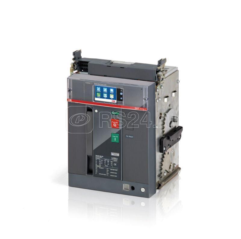 Выключатель автоматический 3п E2.2B 1600 Ekip G Touch LSIG 3p WMP выкатн. ABB 1SDA072337R1 купить в интернет-магазине RS24