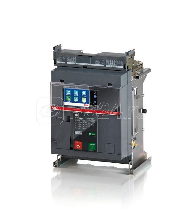 Выключатель автоматический 4п E1.2N 1250 Ekip Touch LSIG 4p WMP выкатн. ABB 1SDA072826R1 купить в интернет-магазине RS24