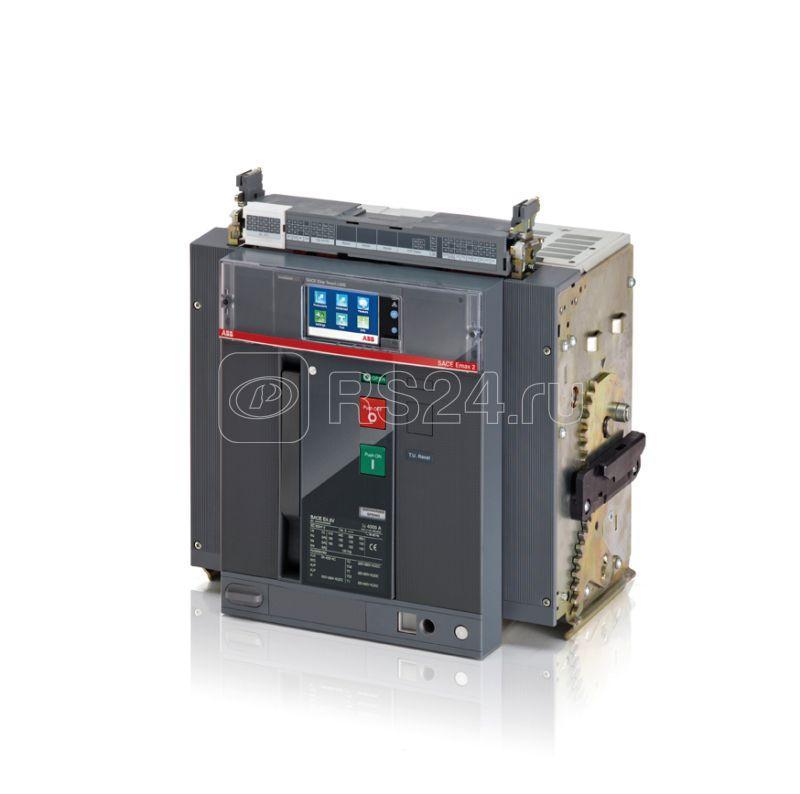 Выключатель автоматический 4п E4.2H 4000 Ekip G Touch LSIG 4p WMP выкатн. ABB 1SDA073197R1 купить в интернет-магазине RS24
