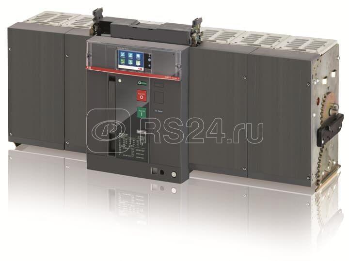 Выключатель автоматический 4п E6.2X 4000 Ekip Touch LSI 4p WMP выкатн. ABB 1SDA073235R1 купить в интернет-магазине RS24