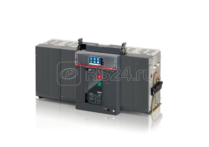 Выключатель автоматический 4п E6.2V/f 6300 Ekip Touch LSIG 4p WMP выкатн. ABB 1SDA073376R1 купить в интернет-магазине RS24