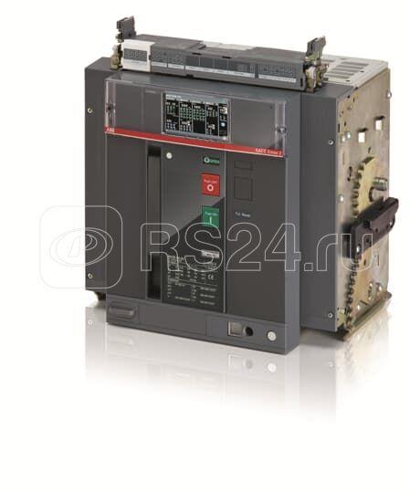 Заземлитель 4п с вкл. способностью выкатной E4.2/MTP 4000 MP заземл. верх. выводов ABB 1SDA074369R1 купить в интернет-магазине RS24