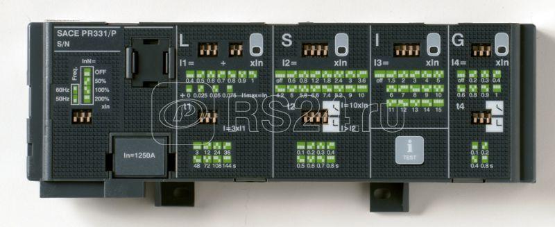 Расцепитель защиты PR331/P-LSI X1 ABB 1SDA074533R1 купить в интернет-магазине RS24