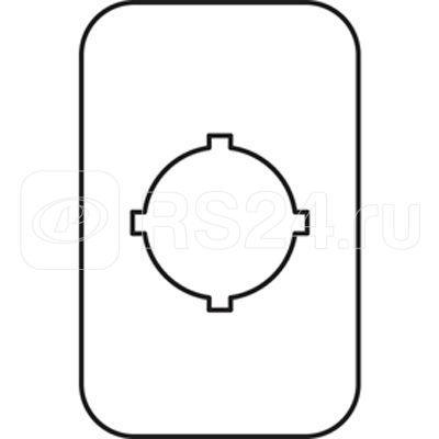 Шильдик MA6-1019 Emergency Stop для пласт. кнопочных постов ABB 1SFA611930R1019 купить в интернет-магазине RS24