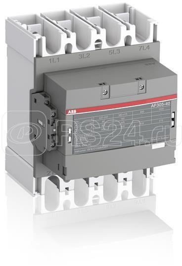 Контактор AF305B-40-22RT-11 с катушкой упр. 24-60BAC/20-60BDC ABB 1SFL587262R1122 купить в интернет-магазине RS24