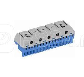 Клеммник самозажимной N17х4+5х25мм ZK175B 1 7.23 36.15 ABB 1SPE007715F9706 купить в интернет-магазине RS24