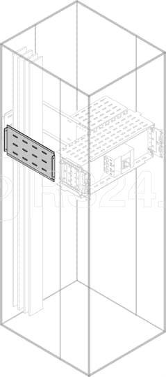 Перегородка верт. боковая H=400мм D=900мм ABB 1STQ008911A0000 купить в интернет-магазине RS24