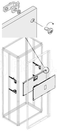 Комплект верт. 2 XT4 3-4P FIX W=600мм ABB 1STQ009142A0000 купить в интернет-магазине RS24