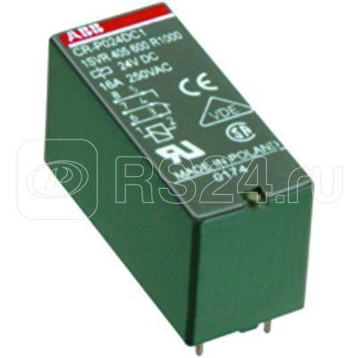 Реле CR-P048DC1 48B DC 1ПК (16А) ABB 1SVR405600R6000 купить в интернет-магазине RS24