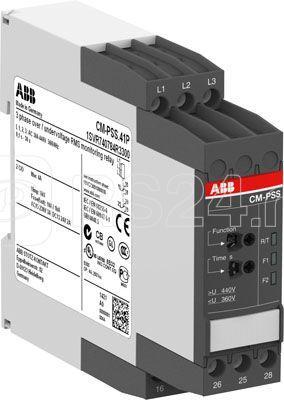 Реле контроля напряжения CM-PBE L-N 220-240В AC ABB 1SVR550881R9400 купить в интернет-магазине RS24