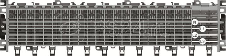 Разводка шинная в сборе ZLS905E68-3LN ABB 2CCA183149R0001 купить в интернет-магазине RS24
