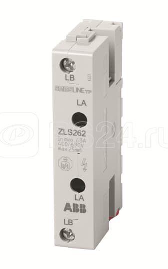 Блок клеммный 63А ZLS262 ABB 2CCA205307R0001 купить в интернет-магазине RS24