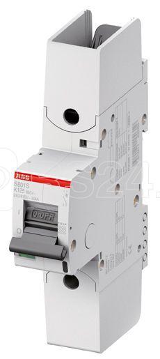 Выключатель автоматический модульный 1п K 16А 50кА S801S-K16-R ABB 2CCS861002R0467 купить в интернет-магазине RS24