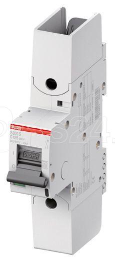 Выключатель автоматический модульный 1п C 80А 50кА S801S-C80-R ABB 2CCS861002R0804 купить в интернет-магазине RS24