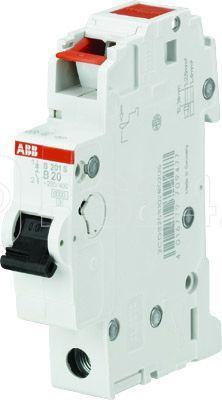 Выключатель автоматический модульный 1п C 16А 6кА S201S-C16 ABB 2CDS251002R0164 купить в интернет-магазине RS24