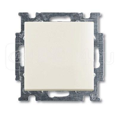 Механизм переключателя 2-кл. 1п СП Basic 55 10А IP20 с клавишей chalet-white ABB 2CKA001012A2191 купить в интернет-магазине RS24
