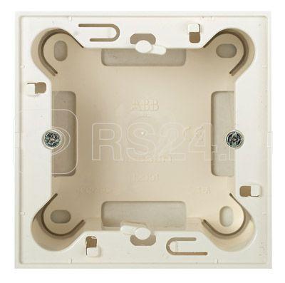 Цоколь для открытой установки на 1-2мод. без рамки Zenit бел. ABB 2CLA299100N1101 купить в интернет-магазине RS24